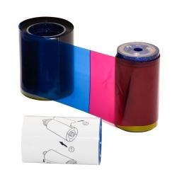 Ruban impression couleur YMCKO Datacard 535000-003 pour CP et CD800