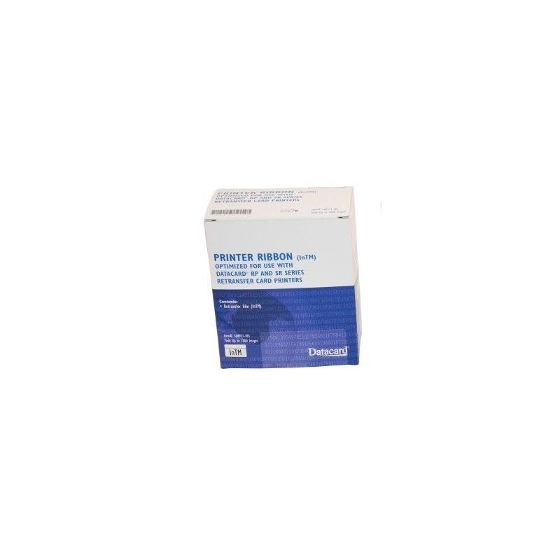 568971-001 - Ruban couleur YMCK Datacard pour imprimante RP90