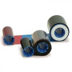 800015-106 - Ruban monochrome or pour imprimantes Zebra P3XX, P4XX