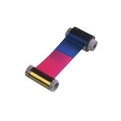 084051 - Ruban couleur 500 faces pour imprimante Fargo HDP5000