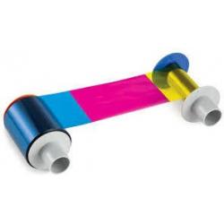 084061 - Film couleur YMCFK pour imprimante Fargo HDP5000