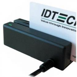 IDMB-333133B - Lecteur de pistes magnétiques, PS/2 clavier