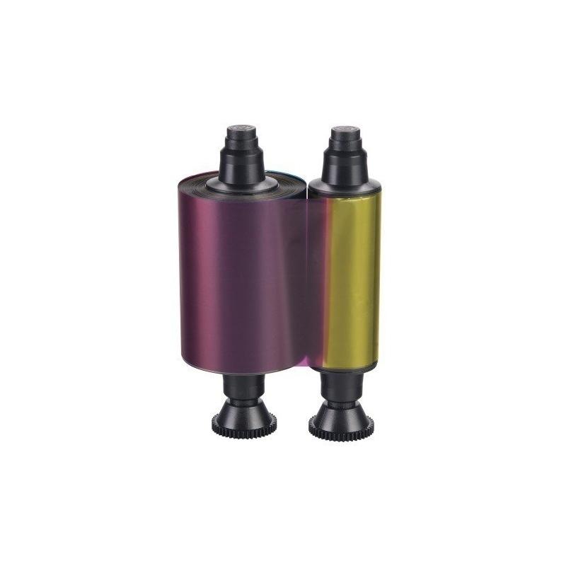 R3011 - Ruban couleur pour imprimante Evolis Pebble4 ou Dualys3