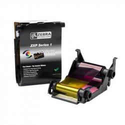 800011-140 - Ruban couleur YMCKOi pour imprimantes Zebra ZXP1