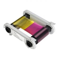R5F008EAA - Ruban couleur 300 faces pour imprimante Evolis Primacy