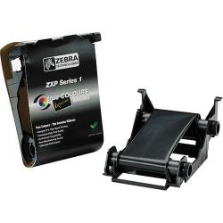 800011-101 - Ruban monochrome noir pour imprimante Zebra ZXP1