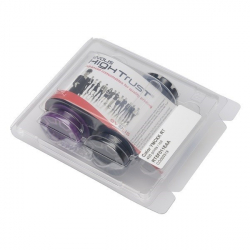 Ruban couleur YMCKK 400 cartes pour Evolis Avansia RT5F011EAA