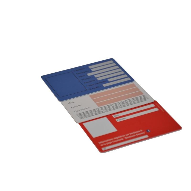 Impression de cartes étudiants pour votre établissement scolaire