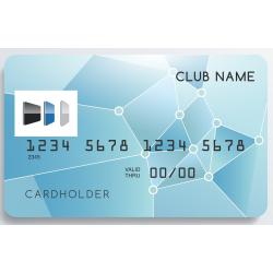 Cartes imprimées et personnalisées pour vos cartes de membres