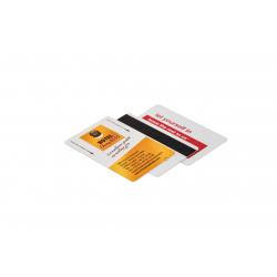 Cartes imprimées avec piste magnétique HiCo ou LoCo - Cardalis