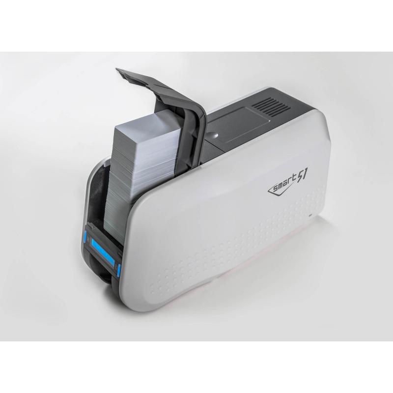 651404 - Imprimante à badges IDP SMART-51S simple face - Cardalis