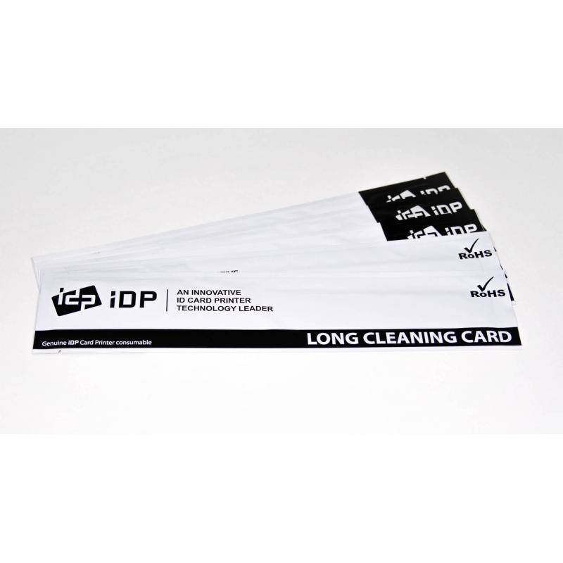 Kit de nettoyage Smart-51 - 10 cartes longues - 659909 -Cardalis