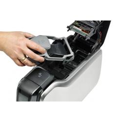 ZC32-000C000EM00 Imprimante à badges Zebra ZC300 recto/verso
