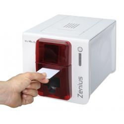 Imprimante à badges Evolis Zenius Expert Contactless ZN1H00HSRS