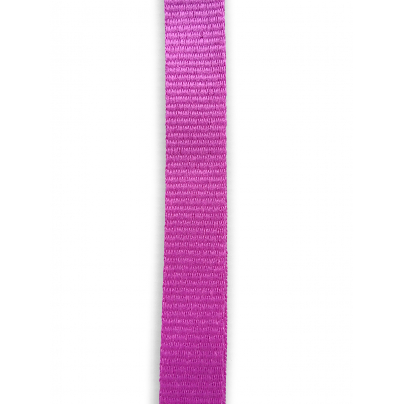CUM15-PR62 - Cordons tour de cou Premium 15mm, rose - Cardalis