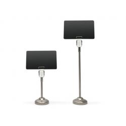 AC000014 - Support tige métal pour étiquette de prix, 10 cm – Cardalis
