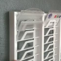 Casier mural pour badges et cartes PVC, 30 cartes - Cardalis