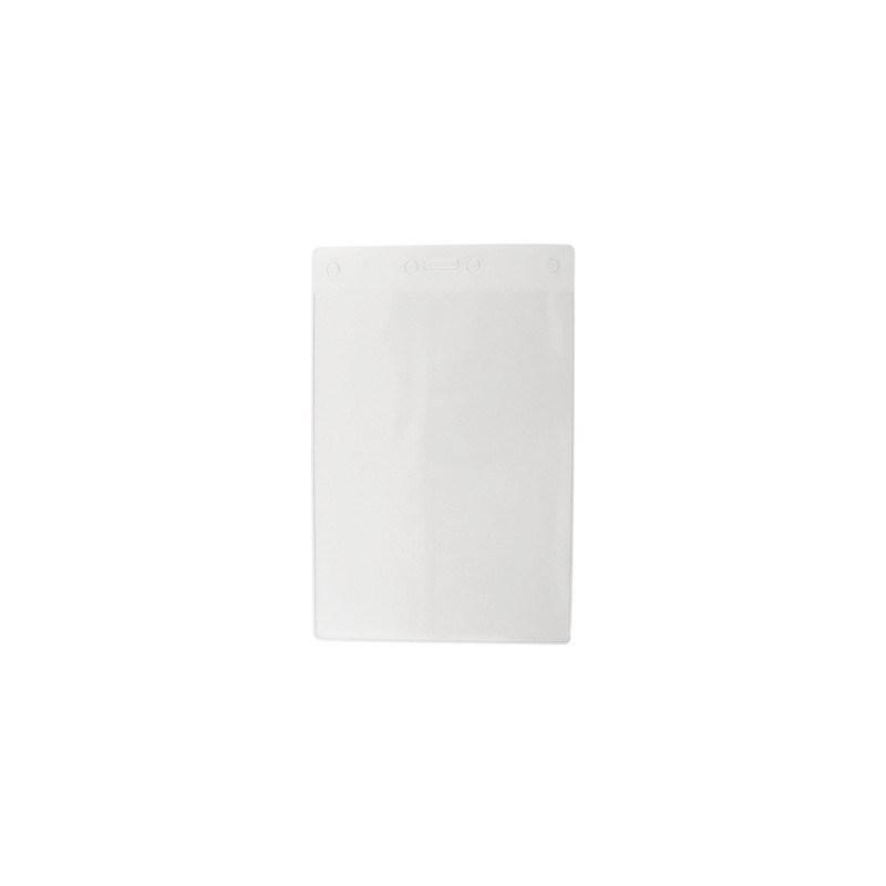 Porte-badge souple format XXL vertical, haute qualité - Cardalis