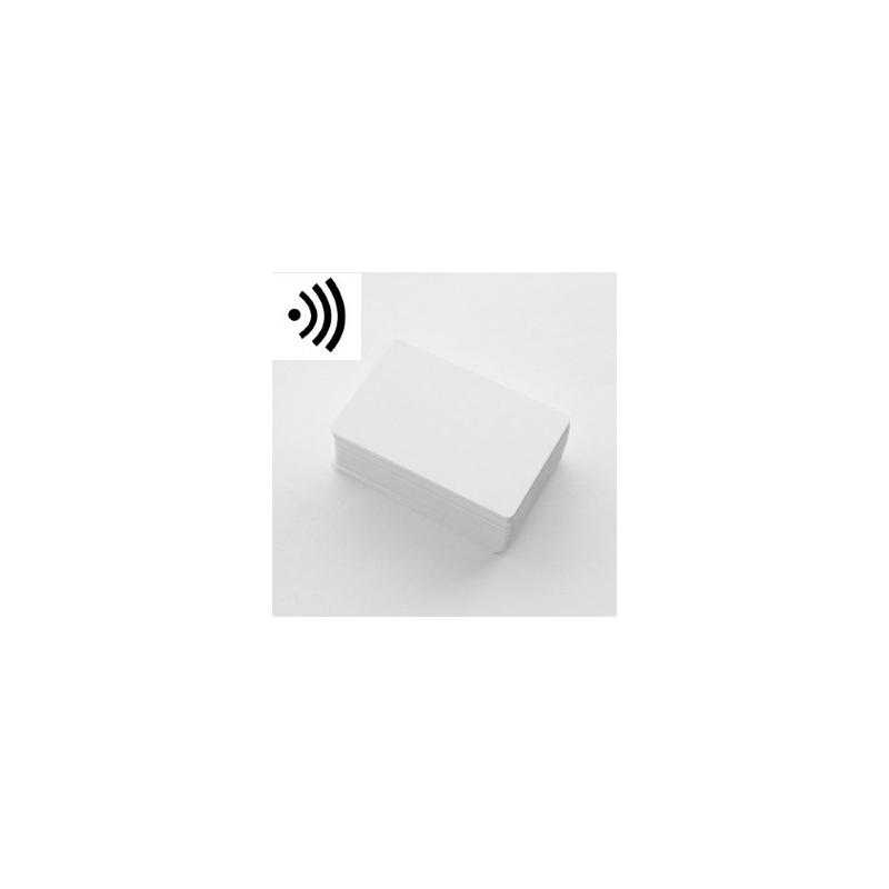 RC8310001 - Cartes RFID MIFARE® classic 1K blanches - Cardalis