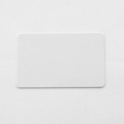 8000016-104-500 - Cartes PVC haute qualité, format 86x54mm