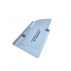 PB-D002-T - Protecteur adhésif, format 86x54mm, épaisseur 0,1mm