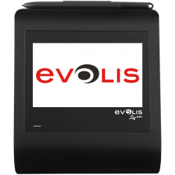"Tablette de signature Evolis SIG Activ, 108x65 mm (5"") Couleur"