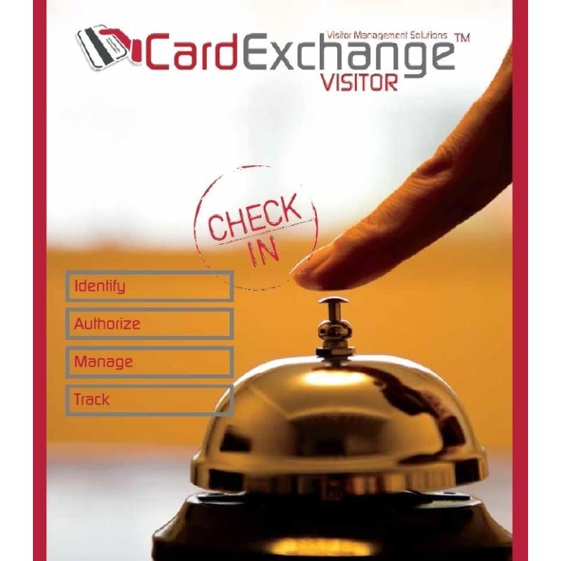 VM2020 - Logiciel CardExchange visitor version Enter (1 poste)
