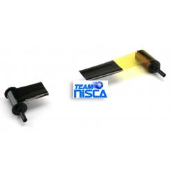 7710004NRB01 - Ruban couleur YMCKO2 pour imprimantes Nisca PR5XX