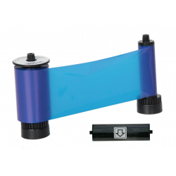Ruban Bleu SMART 51 1200 faces avec rouleau nettoyage - 659372