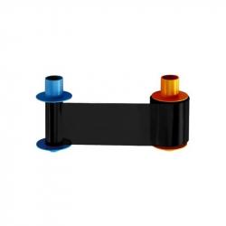 045616 Ruban résine noire pour imprimante DTC1500, 300 faces