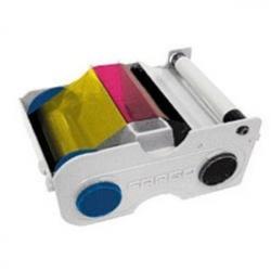 044240 - Ruban couleur duplex YMCKOK Fargo DTC400 - Cardalis