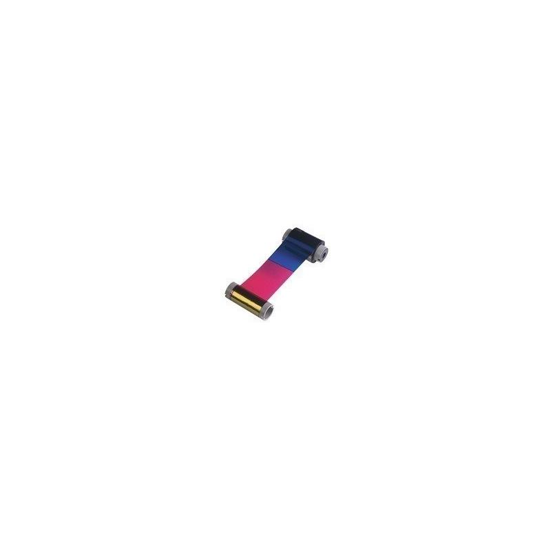 084050 - Ruban couleur pour imprimante à badges Fargo HDP5000