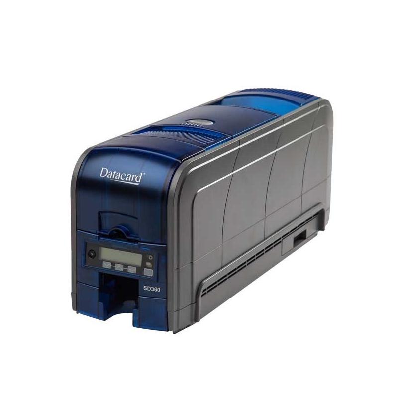 Imprimante à badges Datacard SD360 recto verso - Cardalis