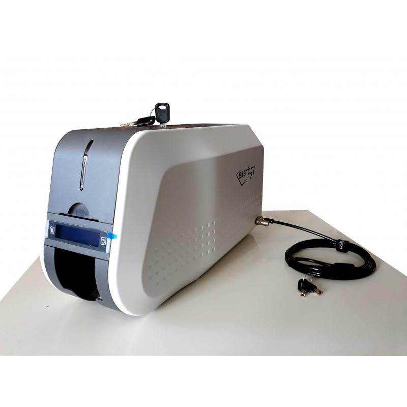 651303-RGPD - Imprimante Smart 51D, USB, verrou, kensington lock
