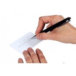 C4522 - Cartes PVC Evolis, épaisseur 0,50mm avec pavé d'écriture au verso
