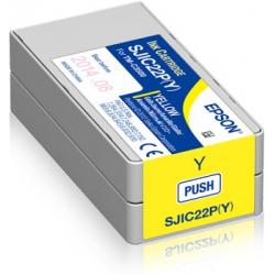 EPS3500YEL - Epson Cartouche Jaune, 32,5ml pour C3500