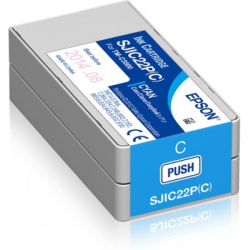 EPS3500CY - Epson cartouche Cyan  32,5ml pour C3500