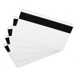 800016-106-100 - Cartes PVC piste magnétique haute coercivité HiCo