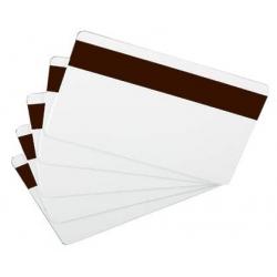 Cartes plastique avec piste magnétique basse coercivité - Cardalis