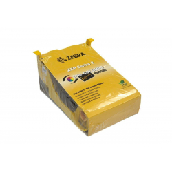 800033-840 - Ruban couleur YMCKO pour imprimante Zebra ZXP3