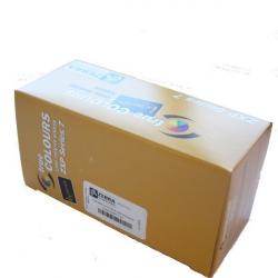 800077-709EM - Ruban monochrome blanc pour imprimante Zebra ZXP7