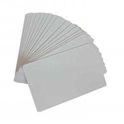 653090 - Cartes cartonnées, format 86x54 mm, épaisseur 0,50 mm