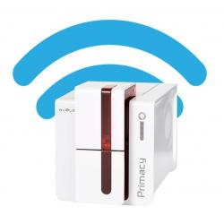 PM1W0000RD - Imprimante à badges EVOLIS Primacy recto/verso wifi
