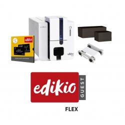 EF1H0000XS-BS012 - Pack Edikio Guest Flex, étiquettes hôtellerie