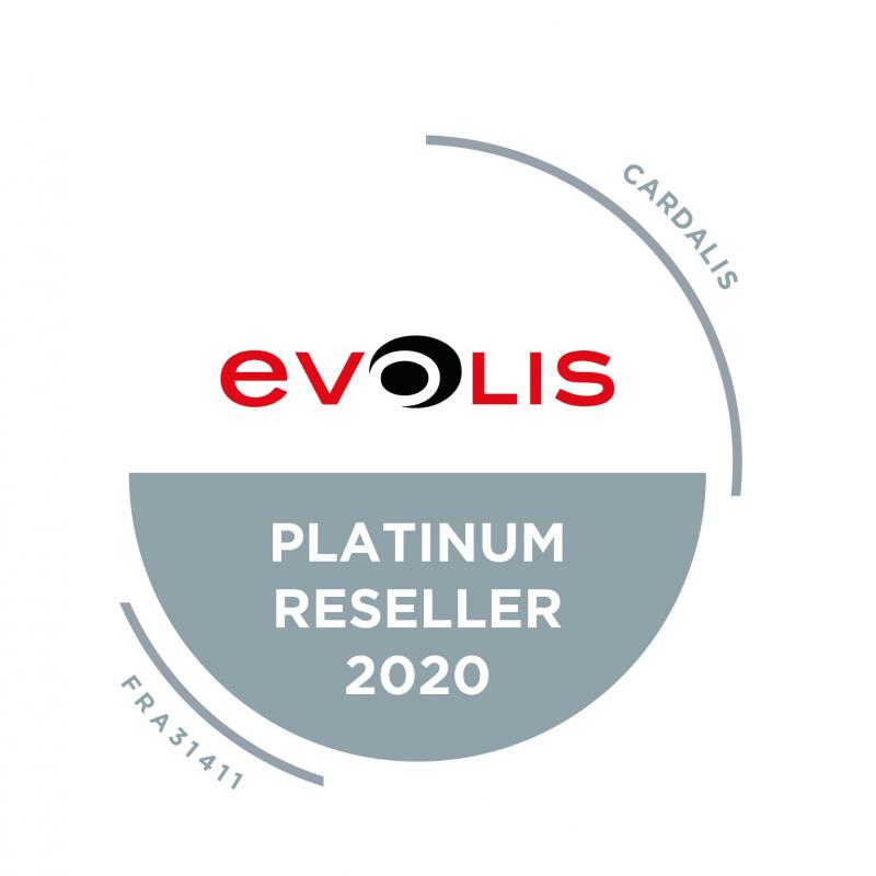 PM1H0000RD - Imprimante à badges Evolis Primacy duplex - Cardalis