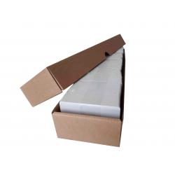 Lot de 500 cartes PVC 86x54 mm, épaisseur 0,50mm - Cardalis