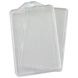 PBR2014-V0 - Porte-badge vertical inviolable cristal - Cardalis
