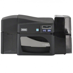 Fargo HID DTC4500E Imprimante Badges couleur recto verso 055100