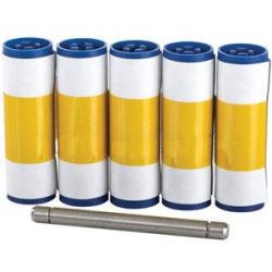 Kit de rouleaux de nettoyage Magicard (5 pièces)