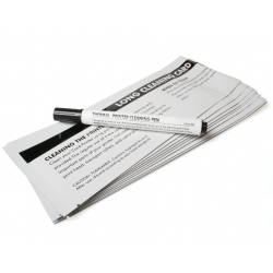 Kit de nettoyage Magicard Pronto (5 cartes + 1 stylo)